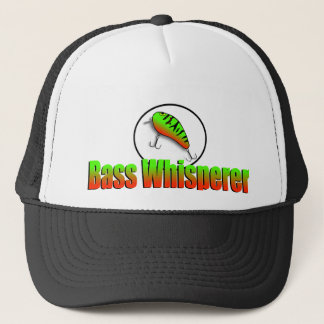 Bass Whisperer Trucker Hat