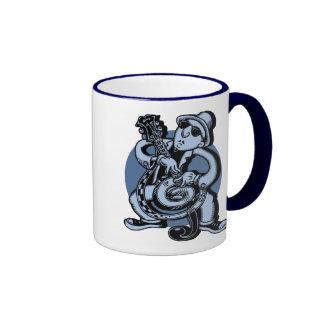 Bassest is Coolist Coffee Mugs