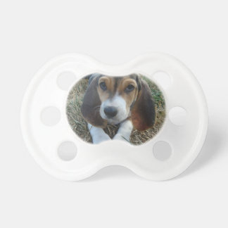 Basset Artésien Normand Puppy Dog Baby Pacifiers