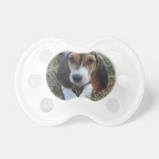 Basset Artésien Normand Puppy Dog Pacifier