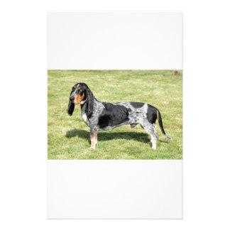 Basset Bleu de Gascogne Dog Stationery