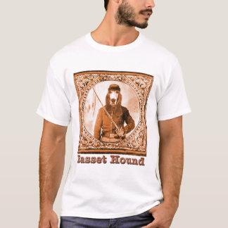 Basset Civil War Parody T-Shirt