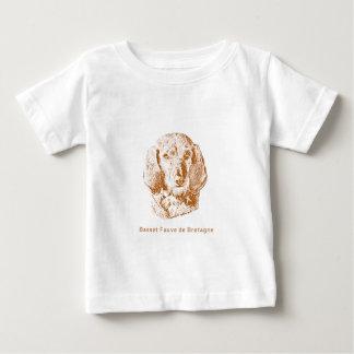 Basset Fauve de Bretagne Baby T-Shirt