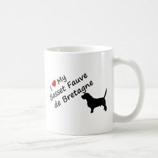 Basset Fauve de Bretagne Coffee Mug