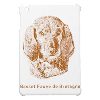 Basset Fauve de Bretagne Cover For The iPad Mini