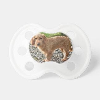 Basset Fauve de Bretagne Dog Pacifiers