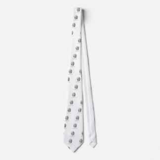 Basset Fauve de Bretagne Drawing Tie