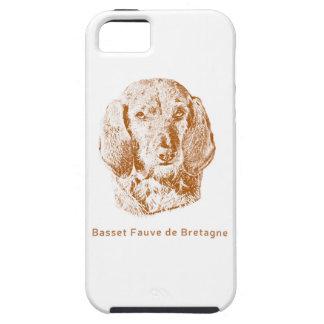 Basset Fauve de Bretagne iPhone 5 Case