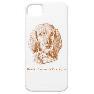 Basset Fauve de Bretagne iPhone 5 Cover