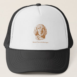 Basset Fauve de Bretagne Trucker Hat