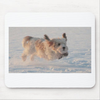 Basset Griffon Vendéen, Grand Puppy Dog Mouse Pad