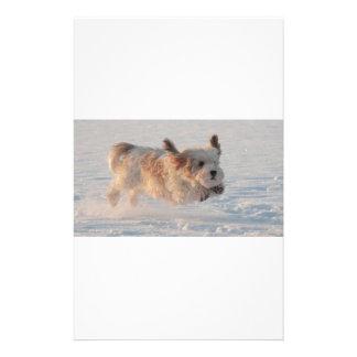 Basset Griffon Vendéen, Grand Puppy Dog Stationery
