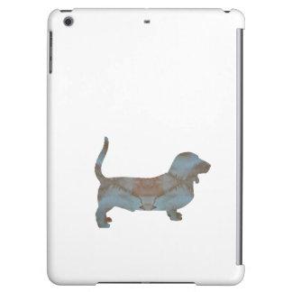 Basset Hound Case For iPad Air