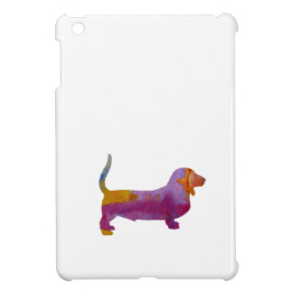 Basset Hound Case For The iPad Mini