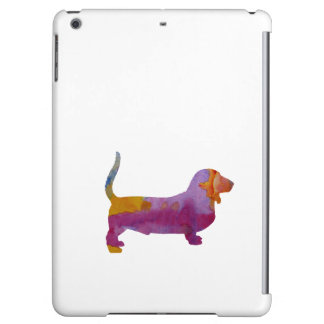 Basset Hound Cover For iPad Air