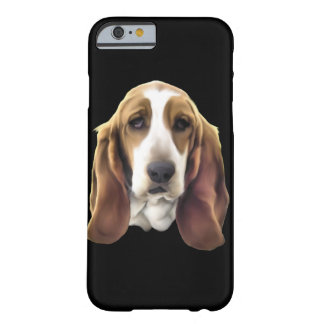 Basset Hound Dog Barely There iPhone 6 Case