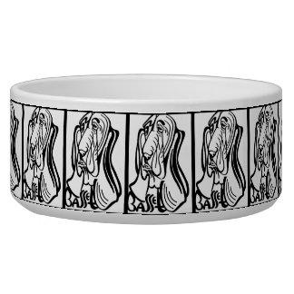 Basset Hound Dog Doodle