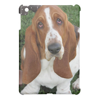 Basset Hound  iPad Case