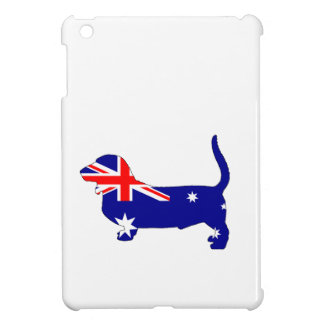 Basset Hound iPad Mini Cover