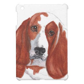Basset Hound iPad Mini Covers