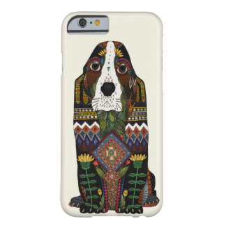 Basset Hound love Barely There iPhone 6 Case