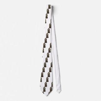 Basset Hound love Tie