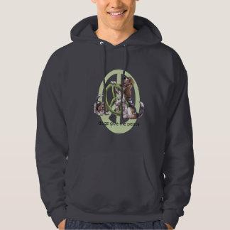 Basset Hound Peace T-Shirt