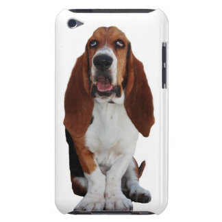 Basset Hound Picture iTouch Case
