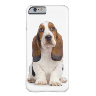 Basset Hound Puppy iPhone 6 case