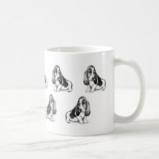 Basset Hound Puppy Mug