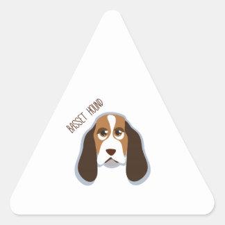 Basset Hound Stickers
