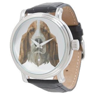 Basset Hound Watch