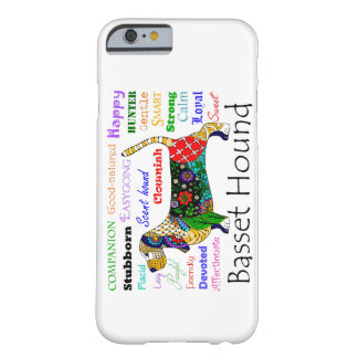 Basset Traits Smartphone Case