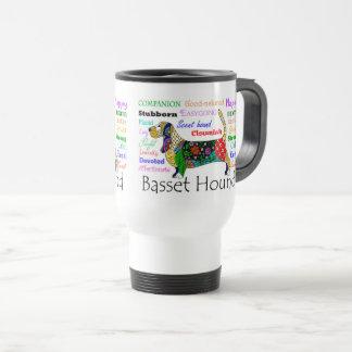 Basset Traits Travel Mug