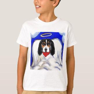 Bassett Hound Angel T-Shirt