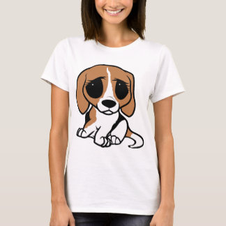 bassett hound cartoon T-Shirt