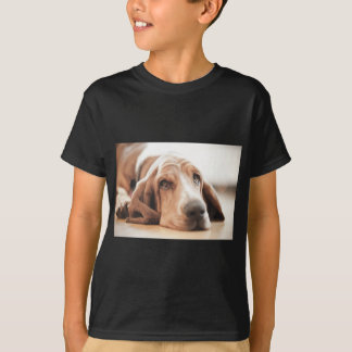 Bassett Hound Puppy Dog T-Shirt