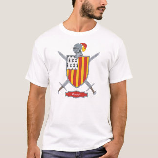Bassett Shield 3 T-Shirt