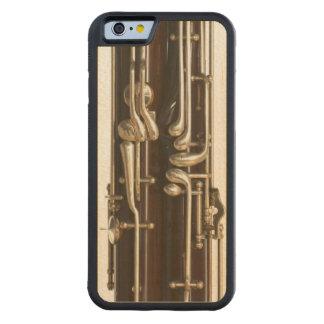 Bassoon Key Mechanisms Maple iPhone 6 Bumper Case