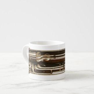 Bassoon Keys Espresso Espresso Cup