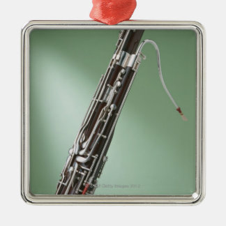 Bassoon Metal Ornament