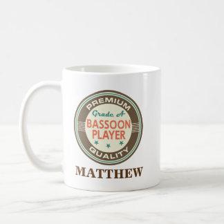 Bassoon Player Personalized Office Mug Gift