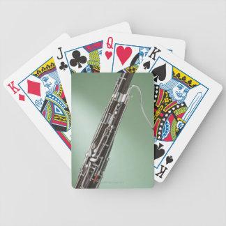 Bassoon Poker Deck