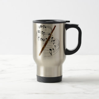 Bassoon Travel Mug