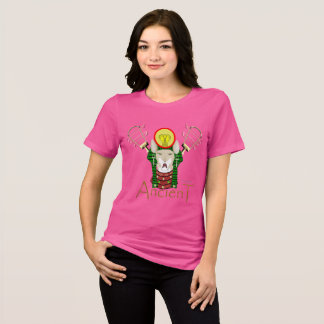 Bast Ancient Ladies Relaxed Fit T-Shirt