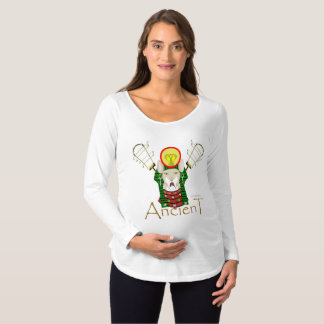Bast Ancient Maternity Long Sleeve Shirt