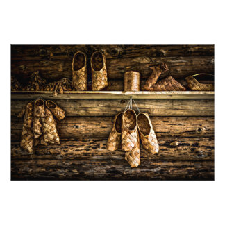 Bast Shoes For Sale Photo Print
