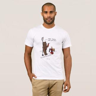 Bastard Bear   'Mawl' T-Shirt