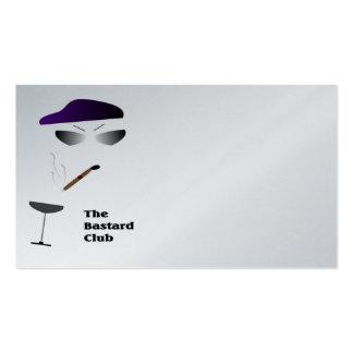 Bastard Club Business Card