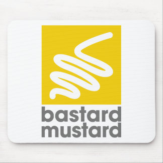 Bastard Mustard Mouse Pad